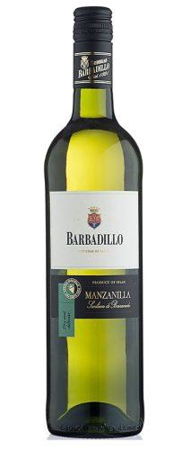 Sherry Bottle - Barbadillo Manzanilla