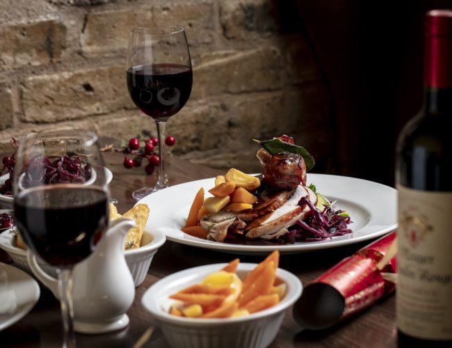 Christmas Food and Wine Pairings