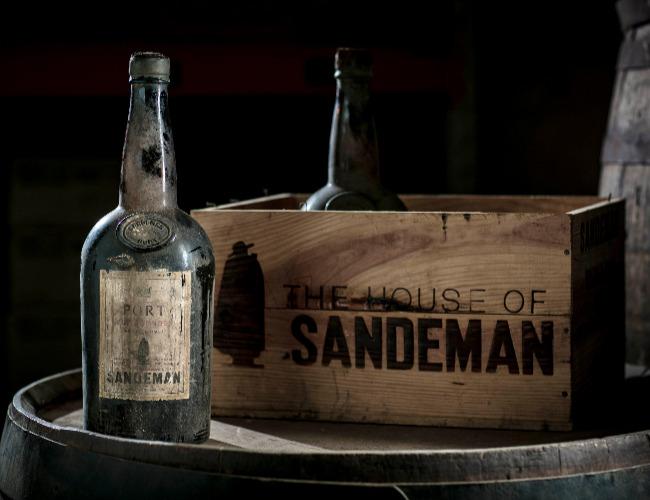 vintage port the house of sandeman